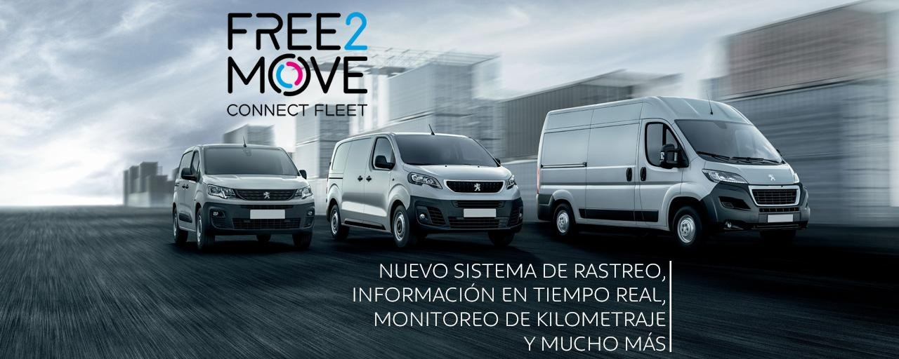 FREE2MOVE BANNER
