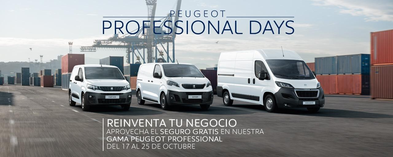 PEUGEOT PROFESSIONAL DAYS