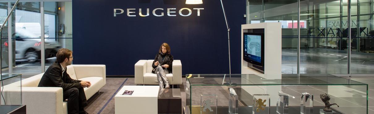 Centro Peugeot Profesional