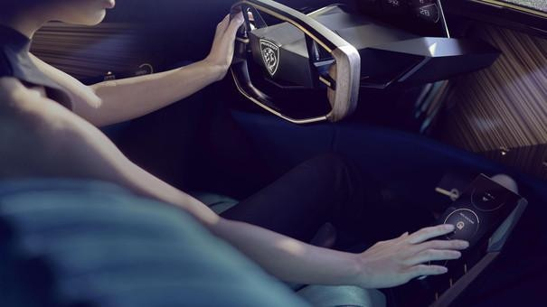 Coche Peugeot - lifestyle visual