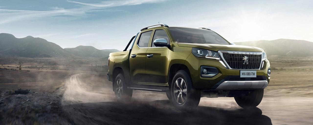 Peugeot Landtrek en Colombia solo en 2022 2