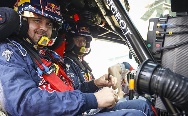 Aventureros Dakar 2017 – Loeb y Elena conquistan el segundo puesto