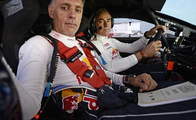 Aventureros Dakar 2017 – Sainz y Cruz participan en el rally