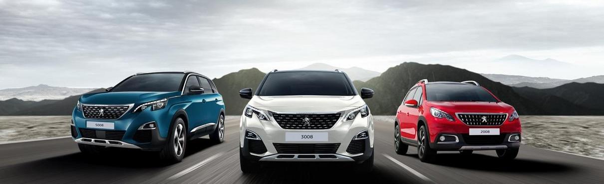 gama SUVS