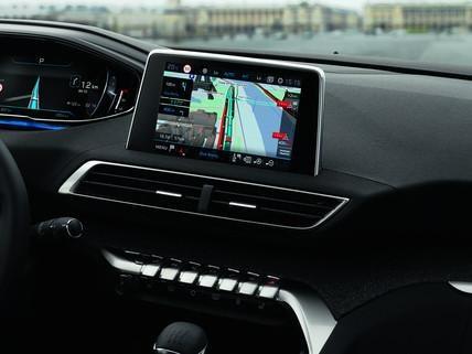 Servicios Conectados Peugeot