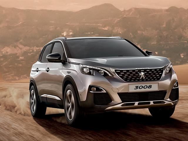 Nueva SUV Peugeot 3008 Best Car 2018