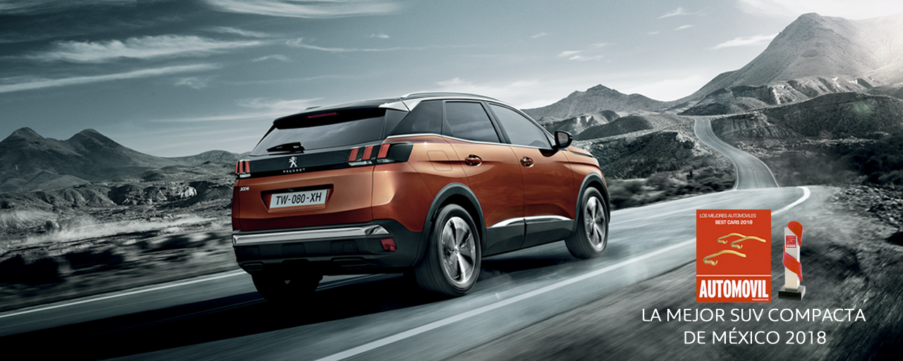 Nueva SUV Peugeot 3008 Best Car