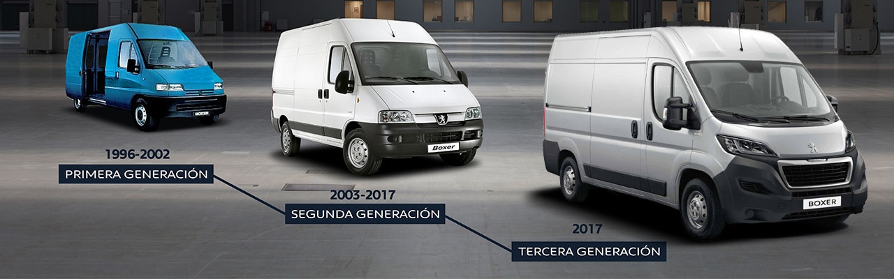 Peugeot Manager 3a Generación