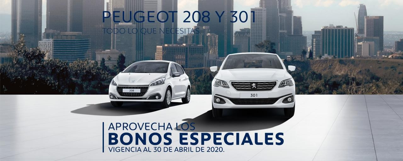 Peugeot-208-y-301-promocion-abril2020