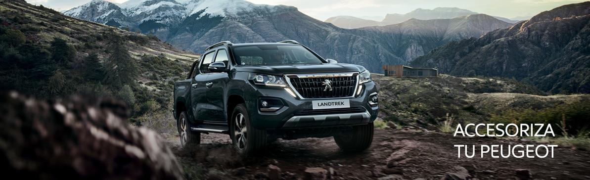Peugeot Landtrek Accesorios