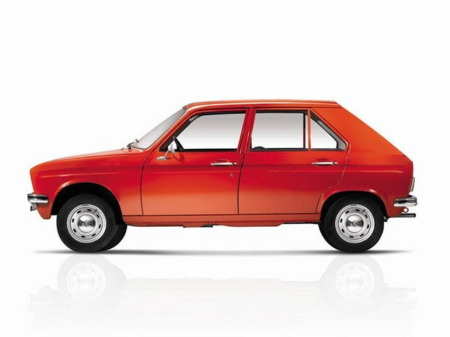 Historia Peugeot