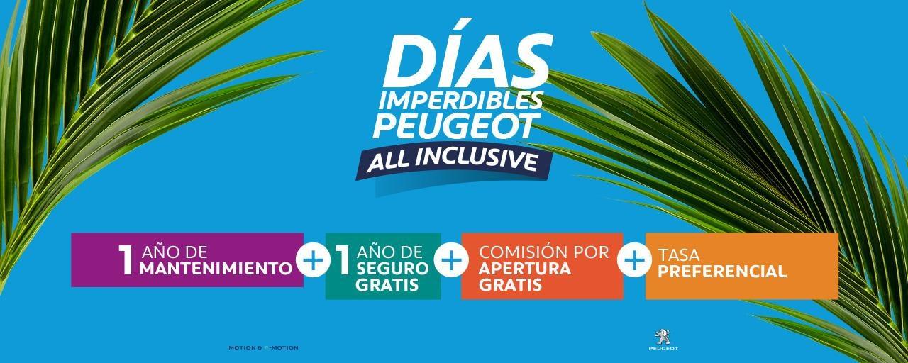 Dias Imperdibles Peugeot Mexico