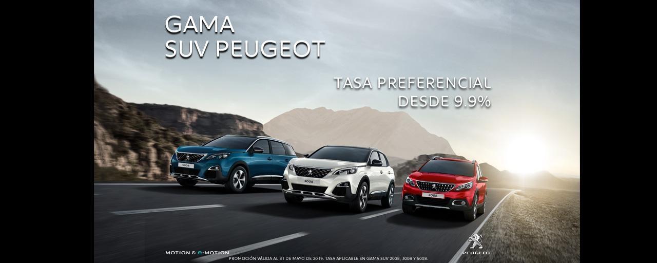 Peugeot-SUV