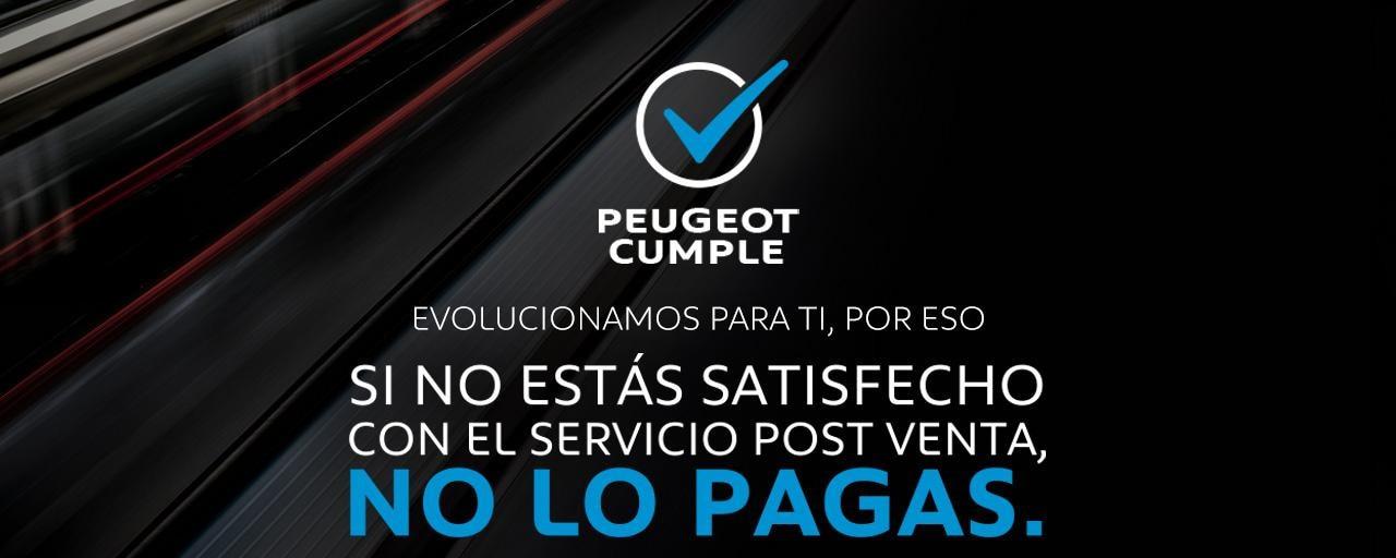 Peugeot Cumple