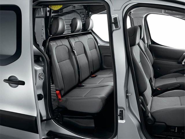 Partner cab Peugeot